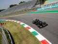 Боттас показал лучшее время на третьей практике Гран-при Италии, Сайнс - второй