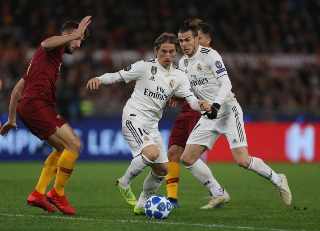 Рома - Реал: видео голов и обзор матча ЛЧ