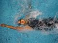 Украинка Зевина выиграла две золотых медали на Кубке мира по плаванию