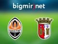 Шахтер - Брага 2:0 Трансляция матча Лиги Европы