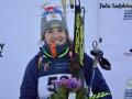 Биатлон: Украина завоевала бронзу в смешанной эстафете