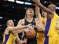 Лейкерс разгромили самую украинскую команду NBA