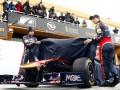 Формула-1: Стартовали тесты в Валенсии