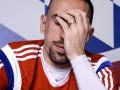 Врачи Баварии ошиблись при диагностировании травмы Франка Рибери