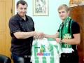 Карпаты подписали контракты с двумя экс-игроками Кривбасса