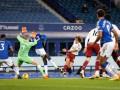 Эвертон минимально обыграл Арсенал в АПЛ