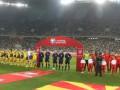 Арена Львов понесет наказание за матч Украина – Македония