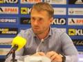 Ребров: После матча с Волынью у Ярмоленко опять обострились боли в спине