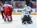 Чехия разгромила Словению  на ЧМ-2017 по хоккею