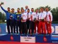 Сборная Украины добыла две медали на ЧЕ по гребле