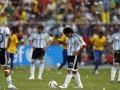 Аргентина вырывает победу над Бразилией