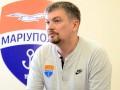 Санин - кандидату в президенты Украины: Оставьте пост главы Федерации футбола Мариуполя