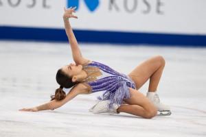 Фигурное катание: Олимпийская чемпионка Загитова уступила золото ЧЕ соотечественнице