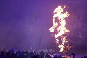 Лучшие кадры церемонии закрытия Паралимпиады