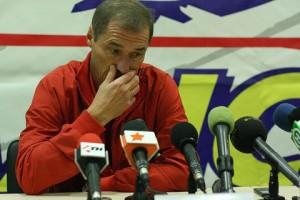 Олег Таран очень расстроен