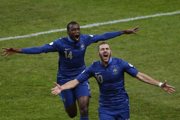 Франция едет на чемпионат мира вместо Украины