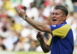 Блохин возглавил сборную Украины, Калитвинцев будет его помощником