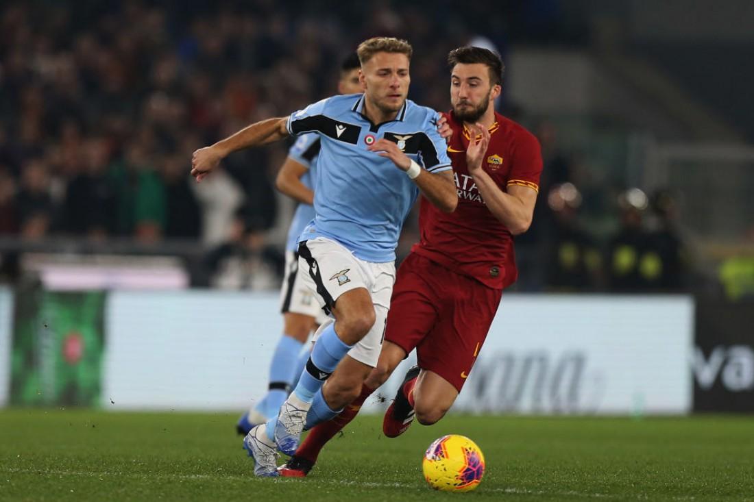 Рома - Лацио: видео голов и обзор матча