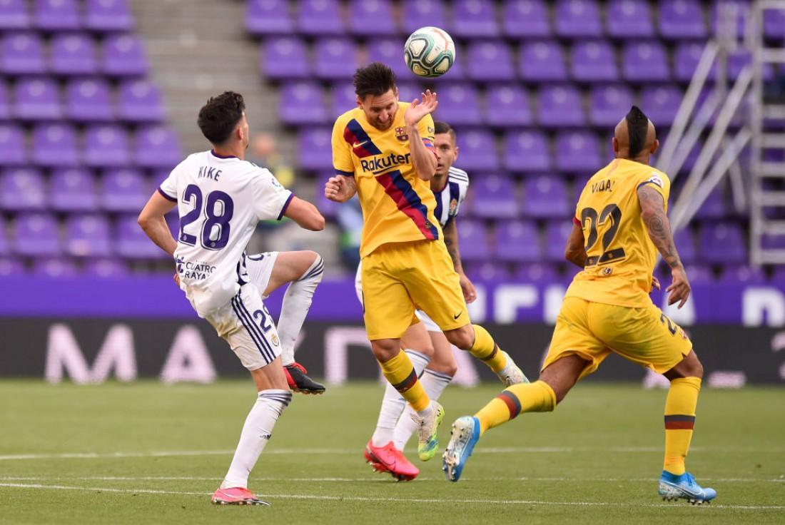 Вальядолид - Барселона: обзор матча