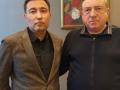 Грозный - главный тренер карагандинского Шахтера