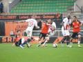 Лорьян обыграл ПСЖ в матче чемпионата Франции
