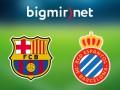 Барселона - Эспаньол 4:1 Трансляция матча чемпионата Испании