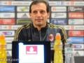 Официально: Милан уволил своего главного тренера