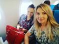 Ольга Харлан отправилась в Польшу поддержать Александра Усика