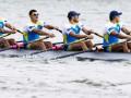 Академическая гребля: Мужская и женская сборная Украины прошли в финальный заплыв