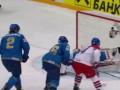 Чехия - Казахстан 3:1 Видео шайб и обзор матча чемпионата мира