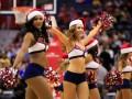 Фотогалерея. Спортивные кадры недели: Новогоднее настроение и девушка с клубничкой