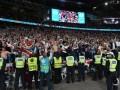 УЕФА наказал Ассоциацию футбола Англии за поведение болельщиков