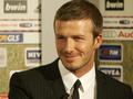 Бекхэм - самый высокооплачиваемый футболист 2008 года