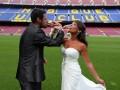 На легендарном стадионе Барселоны будут играть свадьбы