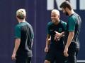 Звезды Барселоны пытались убедить Неймара остаться в команде