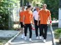 Игроки Шахтера в Одессе почтили память тренера Прокопенко