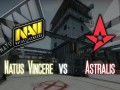 Na'Vi - Astralis: Видео онлайн трансляция поединка 1/4 финала ELEAGUE Major 2017