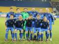 Сборная Украины опустилась на одну строчку в рейтинге ФИФА