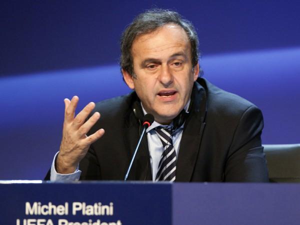 Платини считает, что в этом году борьба за Золотой мяч будет самой тяжелой
