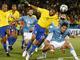 Быстрее, выше, сильнее... Этих и других похвал удостоилась сборная Бразилии в игре с итальянцами