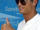 На медосмотре Роналдо выглядел счастливым