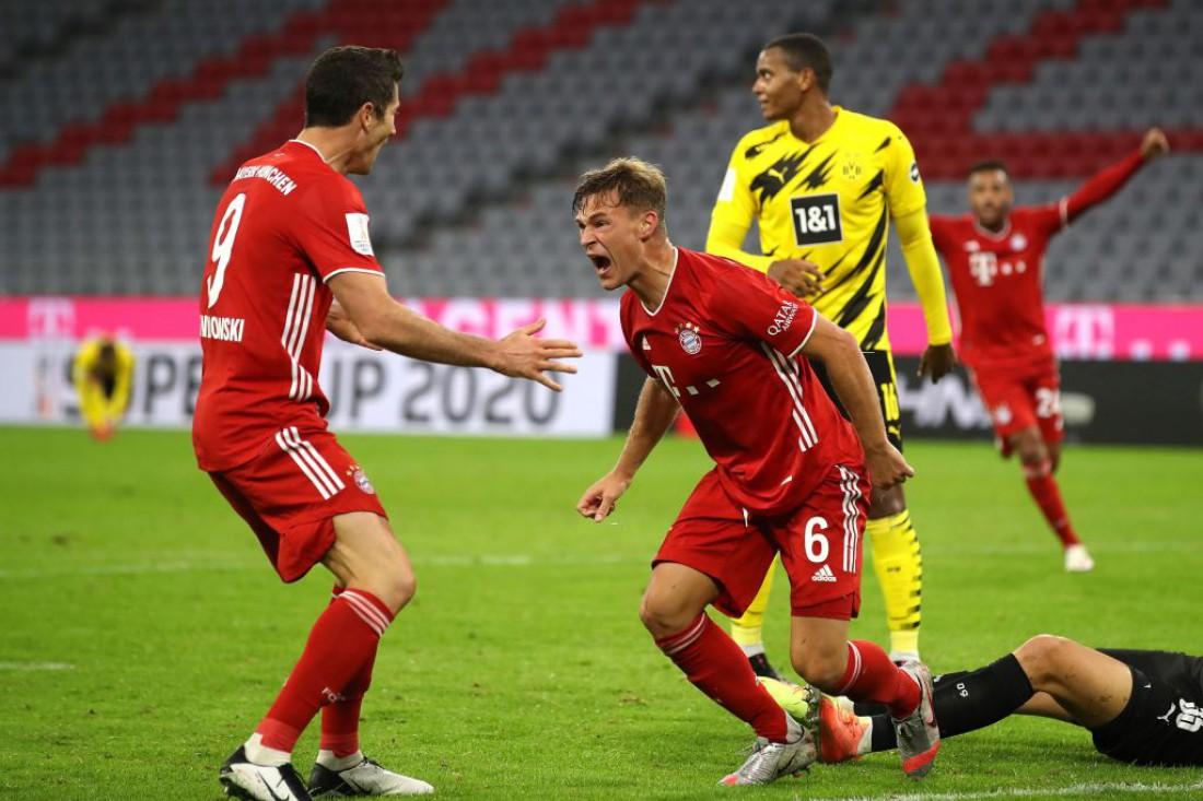 Бавария - Боруссия Д: видео голов и обзор матча