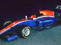 Manor представила свое авто на новый сезон Формулы-1