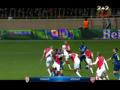 Монако - Арсенал - 0:2. Видео голов и обзор матча Лиги чемпионов