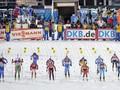 Остерсунд: Украинки финишировали 6-ми в эстафете