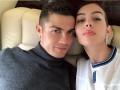 Невеста Роналду оригинально поздравила любимого с победой