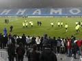Матч Динамо - Барселона обслужат 1,3 тысячи милиционеров