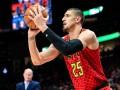 Лень оформил очередной дабл-дабл в матче НБА