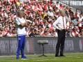 Венгер не позволил Моуринью сесть рядом с собой на форуме УЕФА