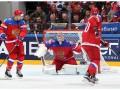 Россия - Германия: Видео трансляция матча чемпионата мира по хоккею